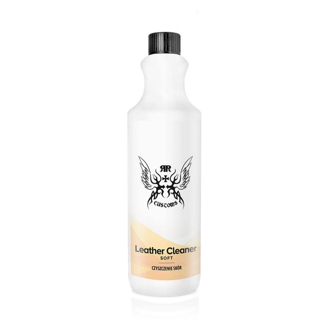 RR CUSTOMS Leather Cleaner Soft 1L (Czyszczenie skóry) - GRUBYGARAGE - Sklep Tuningowy